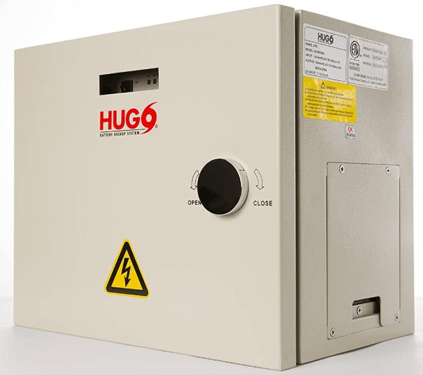 HUGO Battery Backup